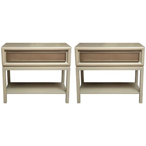 Bedroom L Pairs by Pair Of Nightstands At 1stdibs