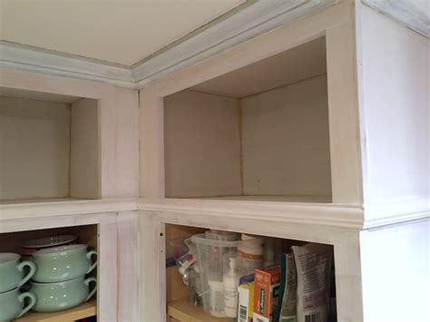 extending kitchen cabinets to ceiling extending the cabinets to the ceiling kitchen makeover