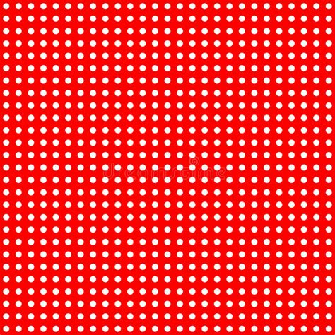 red dot pattern on back white dots on red pattern stock illustration illustration