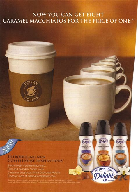 International Delight CoffeeHouse Inspirations   Ad Strategy
