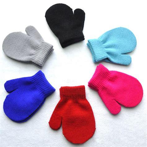 Baby Mittens Boy by Autumn Winter Warm Baby Boy Gloves Toddler