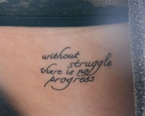 small inspiring tattoos inspirational quotes tattoos