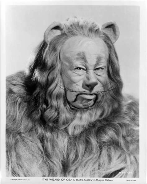 notes on a cowardly the biography of bert lahr books cowardly wizard of oz quotes