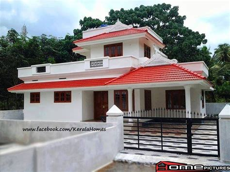 Home Design For 2000 Sq Ft Area Low Budget Kerala Beautiful Home Design Home Pictures