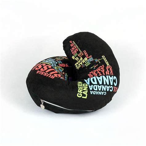 cuscino per aereo cuscino da viaggio personalizzato cuscini da collo con