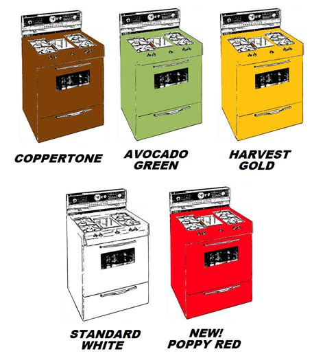 new appliance colors mall hall of fame june 2007