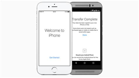 app to transfer contacts from android to iphone how to move from android to iphone transfer contacts photos apps macworld uk