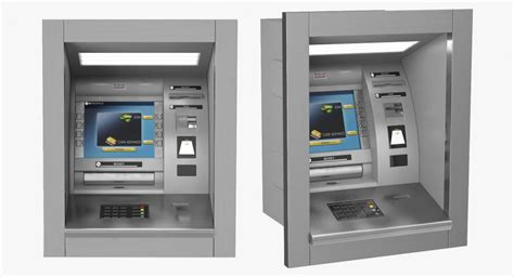 atm machine wall mounted  model cgstudio