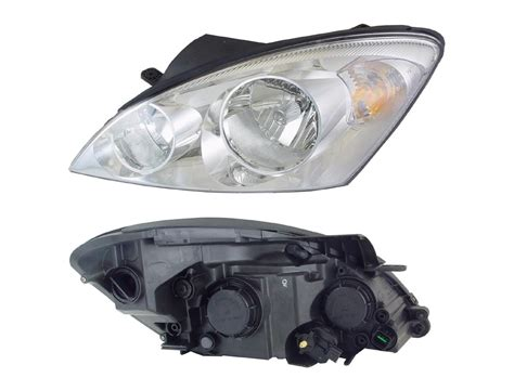 Kia Ceed Headlight Kia Ceed 07 09 Passenger Side Headl Headlight Halogen