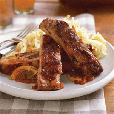 pork loin country style ribs recipe oven 13 sizzling pork rib recipes to make asap pork lemon