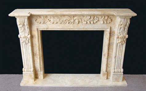 mantel e618 travertine 209 socal fireplace mantels
