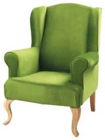 armchair green contemporary armchairs and