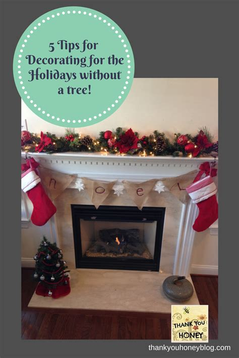 decorating for without a tree tips for decorating without a tree thank you honey