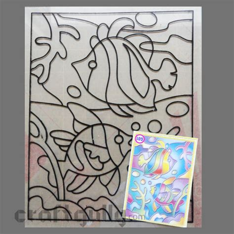 Window Painting Templates Ready To Glass Paint Stencil Deer