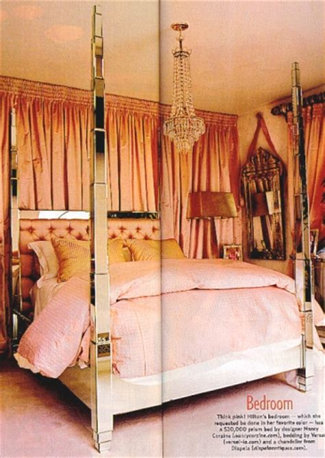 paris hilton bedroom jessica lee jernigan cultural criticism and beauty tips
