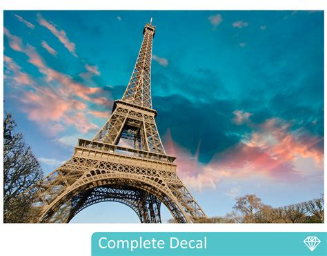 eiffel tower wall mural eiffel tower wall mural your decal shop nz designer