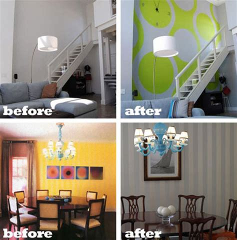 home design before and after pictures before after paint 22 home furniture interior photos