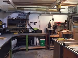 one car garage workshop craig s garage workshop the wood whisperer