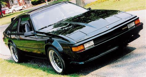 1984 Toyota Supra 1984 Toyota Supra Pictures Cargurus