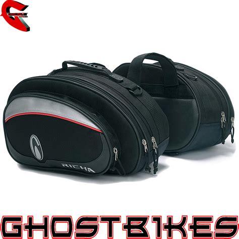 Sale Bag Consina 25l Ready richa designer expanding motorcycle motorbike side bag