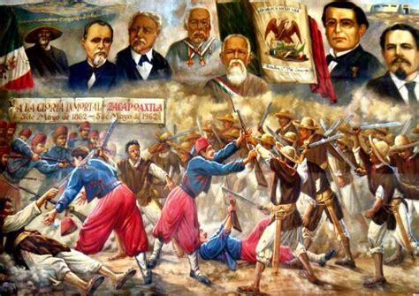 historia de la batalla de puebla del 5 de mayo con cela pueblos unidos en la batalla del 5 de mayo vivir en