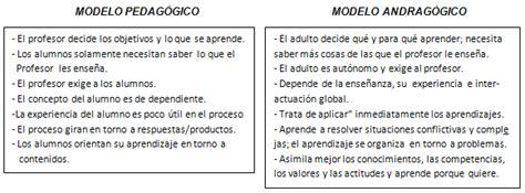 Modelos Curriculares Que Soportan La Andragogia Fundamentos De La Andragog 237 A