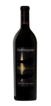 earthquake zinfandel 2013 michael david phillips earthquake cabernet sauvignon