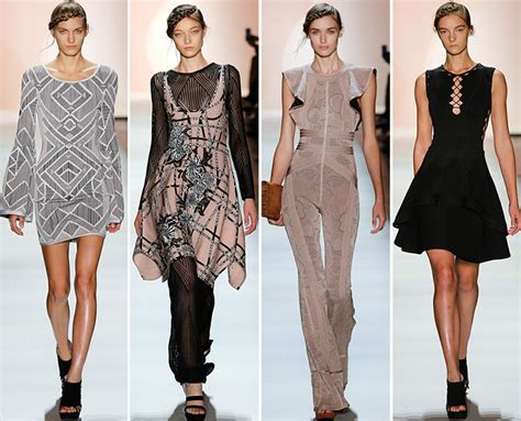 Designer Of The Year Herve Leger By Maz Azria by Herve Leger By Max Azria Summer 2016 Collection