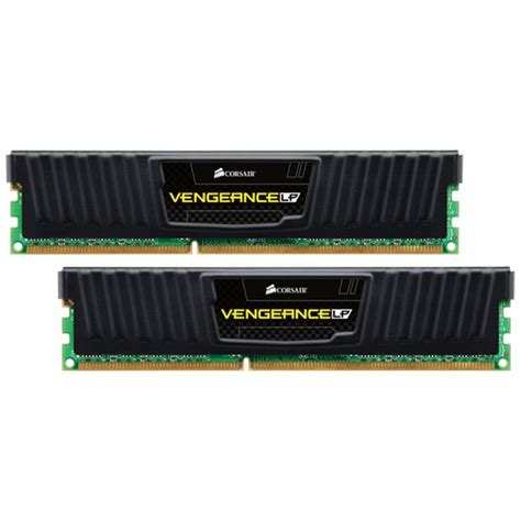 Ram 8gb Corsair Vengeance corsair cml8gx3m2a1600c9 vengeance 8gb 2x4gb ddr3 1600mhz low profile desktop memory
