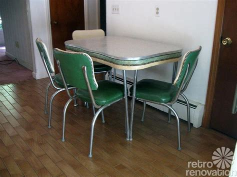 retro kitchen sets dinette sets retro renovation