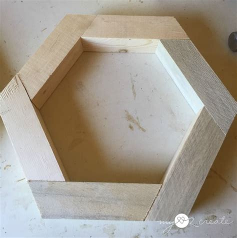 diy hexagon planters wood projects diy wood planter