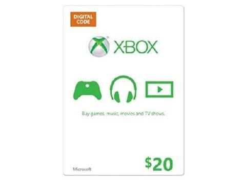 Gift Card Email Delivery - microsoft xbox gift card email delivery 20