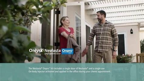 actors in the neulasta commercial neulasta onpro tv commercial support at home ispot tv