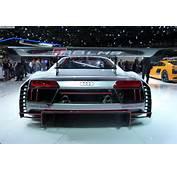 Audi R8 LMS 2015 Genf Autosalon Live 07