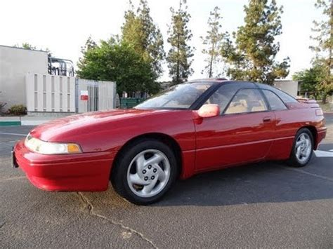 how does cars work 1993 subaru alcyone svx user handbook subaru svx alcyone ls l 1 owner 3 3l f6 flat six coupe 1 owner awd start up test drive review