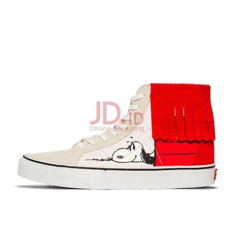 Sepatu Vans Peanut Mau Makin Stylish Yuk Beli 8 Sneakers Kekinian Di Jd Id