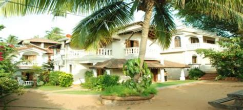 cottages in goa near baga alidia cottages goa baga guest house reviews