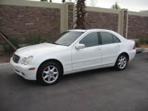 2002 mercedes c class information and photos