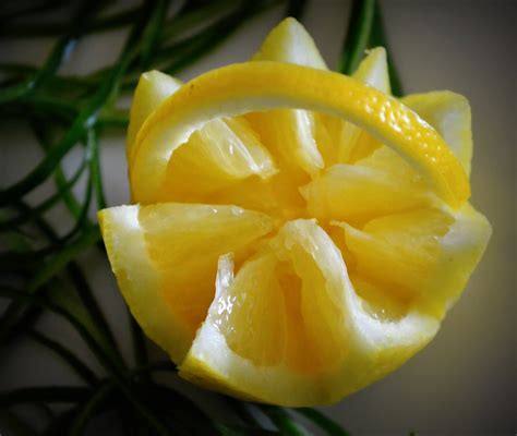 lemon decoration youtube