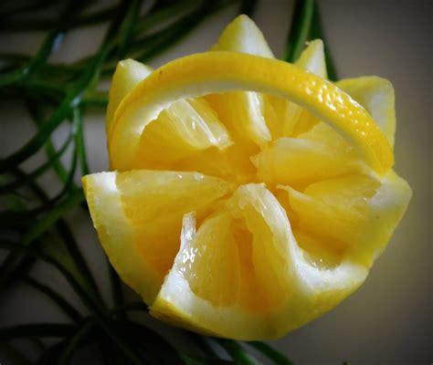 Lemon Decoration   YouTube