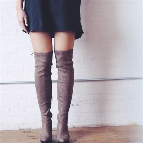 two ways to wear thigh high boots kirsten zellers a