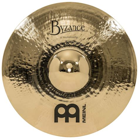 Meinl Cymbal Mb20 Heavy Bell Ride 22 meinl byzance brilliant 22 quot heavy hammered ride 171 ride cymbal