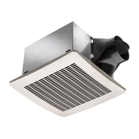 bathroom exhaust fans at home depot delta breez signature 110 cfm ceiling humidity sensing