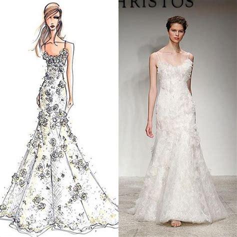 five wedding dress designers i do moment