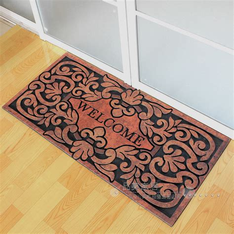 Large Front Door Mat European Style Villas Large Door Mats Doormat Non Slip Rubber Mat Outside The Front Door Mat