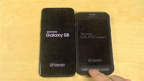 3 samsung s8 samsung galaxy s8 vs samsung galaxy xcover 3 which is faster