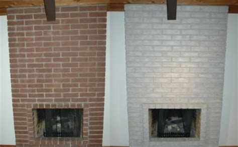 home dzine how to paint brick walls