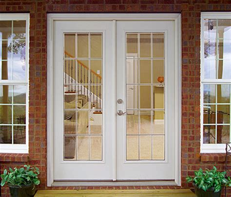 Exterior French Patio Doors Glass Patio Doors Decorative Exterior Patio Doors