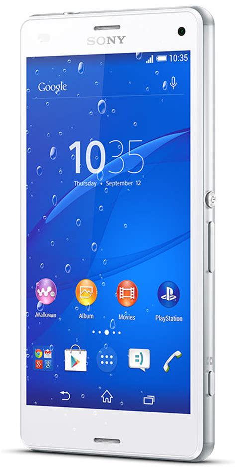 Hp Sony Xperia Z3 Compact D5803 sony xperia z3 compact d5803 specs and price phonegg