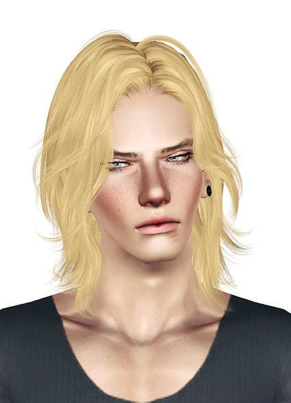 the sims 3 male long hair 32 best the sims 3 hair male images on pinterest sims